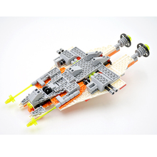 Creative Toy for boy girl star war imperial star destroyer building block set Minifigure model