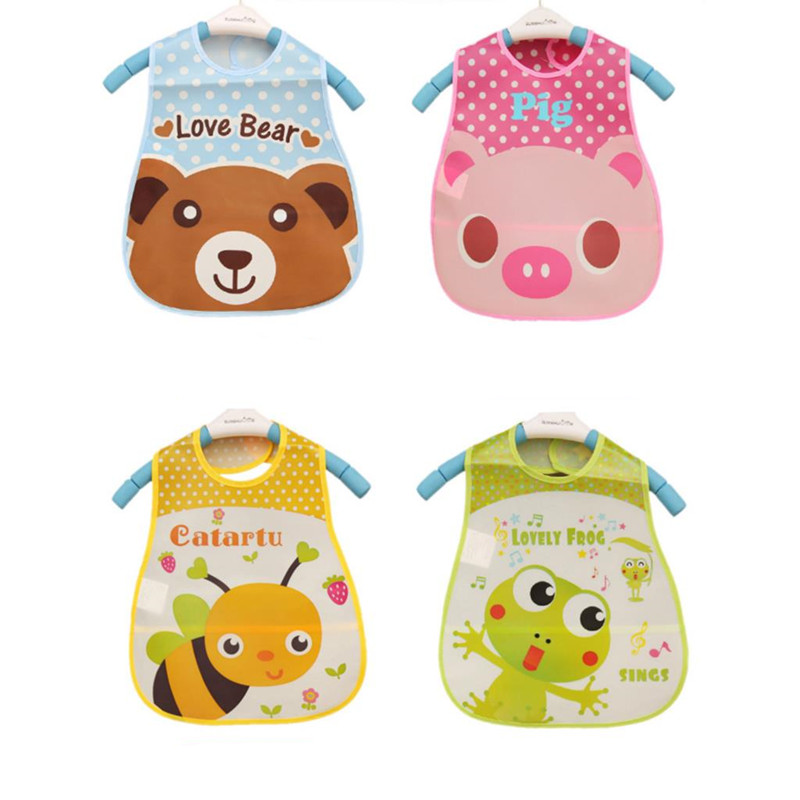 12styles 2016 New BabyBibs Infant Cartoon Animal Saliva Towels Carter Burp Cloths funny Baby Waterproof bib Carter wear