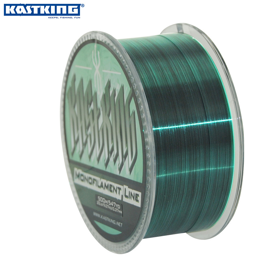Kastking brand best quality 500m monofilament nylon for Best fishing line brand