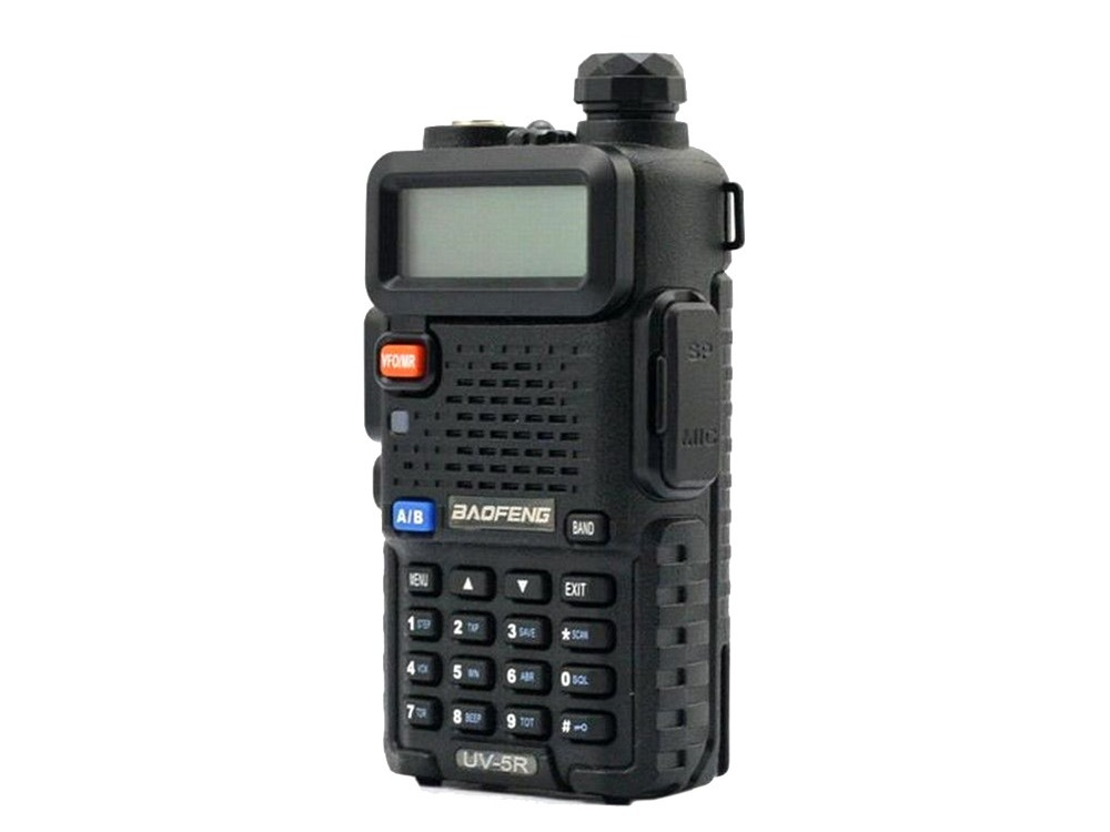 Walkie Talkie RICETRASMITTENTE BAOFENG uv/5r 136/174 400/480 FM UV-5R walkie talkie 5re 136 174 400 520 fm 65 108 5r usb uv 5re