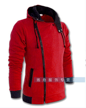 9colors M-6XL 2015 Hoodies Men Sweatshirt Male Tracksuit Hooded Jacket Casual Sports Male Hooded Jackets moleton Assassins Creed(China (Mainland))