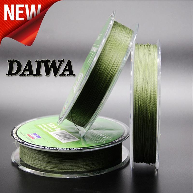 Daiwa 4 braided fishing line length 150m 135yds diameter for Liner diametre 4 50