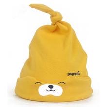 New mult color Cartoon Baby Toddlers Cotton comfort Sleep Cap Headwear Cute Hat