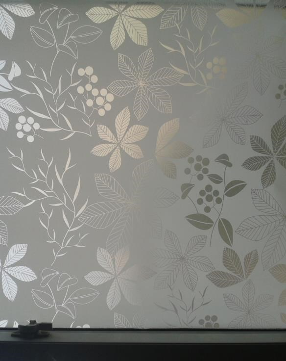 Thickening and color frosted window films for bathroom toilet and office glass(Width 60/75 cm*length 300cm )9607(China (Mainland))