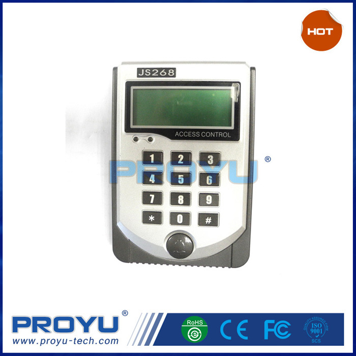 Low price ID RS485 rfid access control with time recorder device PY-JS268(China (Mainland))
