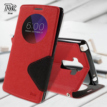 Buy ROAR KOREA LG G4 Stylus Leather Cases Diary View Window Leather Phone Case Shell LG G4 Stylus Cover for $6.80 in AliExpress store