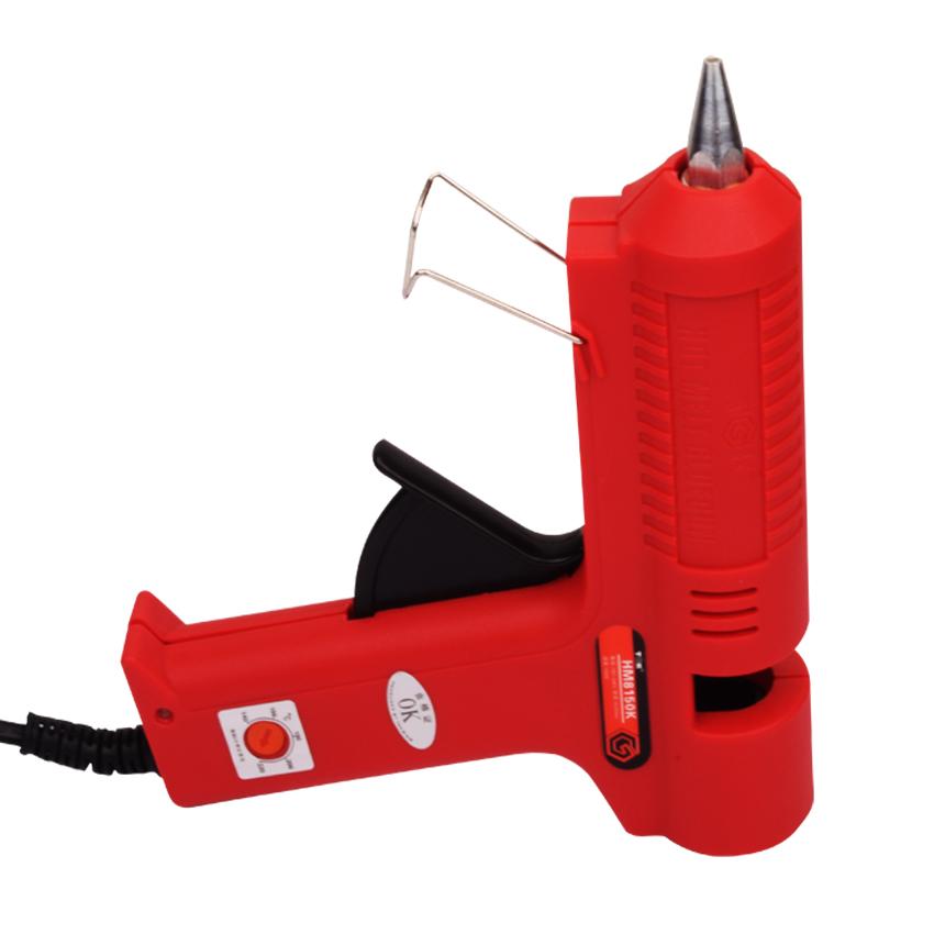 High Quality150W Professional Hot Melt Glue Gun Fit 11MM Glue Sticks 140-230 Degrees Adjustable Temperature Repair Tool HM8150K<br><br>Aliexpress