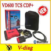 NEW 2014.2 R2 version bluetooth VD600 TCS CDP PRO PLUS with TF CARD