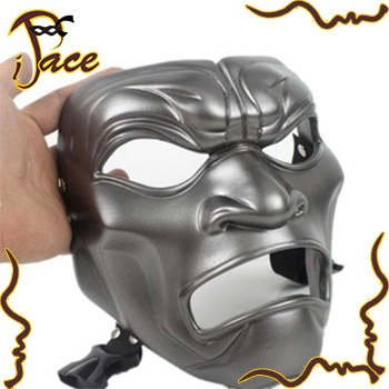 mask New Deluxe 300 Spartan Mask.High Quatity Resin Halloween Knight Mask Best Display Decoration Dropshipping IF201G(China (Mainland))