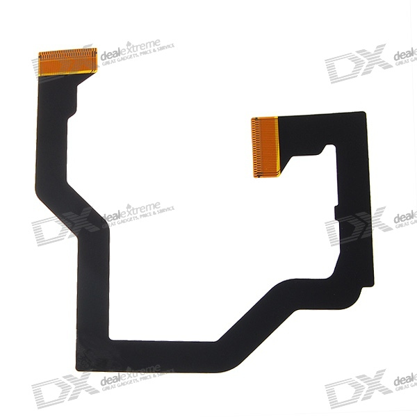 Repair Parts Replacement Connect screen FPC Flex Cable Bus Wire for NDS / Nintendo DS(China (Mainland))