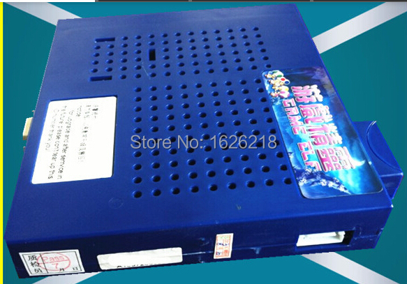 New Arrival Classical games GAME ELF 619 in 1 board for CGA monitor and LCD VGA horizontal monitor game machine/arcade cabinet(China (Mainland))
