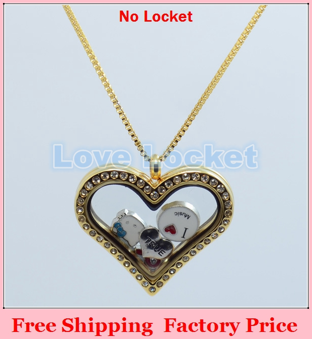 Top Sale Fashion Width 1.4mm 20'' IP Gold Stainless Steel Box Square Chains For Floating Charm Glass Locket,no Locket C106(China (Mainland))