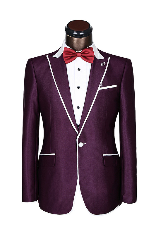 (Jackets+Pants) 2015 New Arrival Men Suits Slim Tuxedo Brand Fashion Mens Suits Wedding Groom 1 Button Suits Blazer X01(China (Mainland))