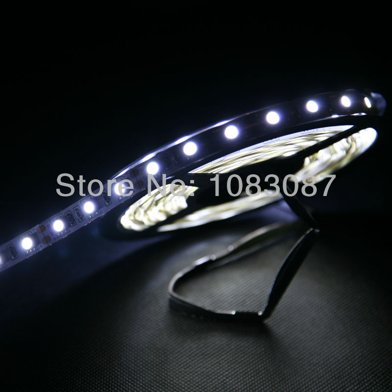 2rolls/lot free shipping 5050 LED Non-Waterproof  led strip 5m/roll White Blue Red Yellow Green colorful LED lighting Strip<br><br>Aliexpress