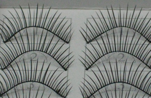 free shipping Hand-made False eyelashes 100pairs /lot (10pairs=1 box)  C0011