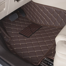 Car Floor Mats Case for Mercedes Benz B200/180 CLA260 CLS A/C/E/R/S class G63 G500/G55 GL450 GLK350 ML350 SLK Smart Carpets 3D(China (Mainland))