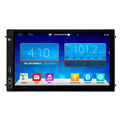 FREE Shipping EZONETRONICS Android 4 4 Quad Core Universal 2DIN Car Stereo GPS Navigation Wifi Radio