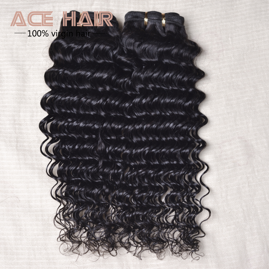 POP Queen Hair Products Grade 5A Peruvian Virgin Hair Loose Wave 3pcs Human Hair Weave Wavy Free Shipping Peruvian Hair Weaves