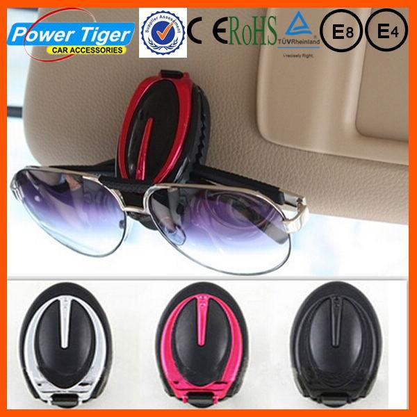 Fashion Sport Smart Car Vehicle Sunglasses visor clip Eyeglasses Holder glasses holder freeshipping SD-1303<br><br>Aliexpress
