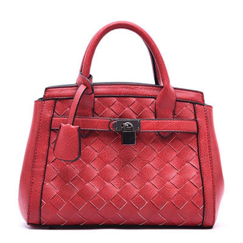 women messenger bags fashion crossbody of women bag famous brand 2015 new retro pu leather handbags tote casual shoulder handbag<br><br>Aliexpress