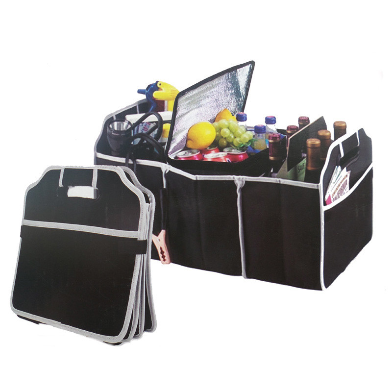 Car Trunk Organizer Car Toys Food Storage Container Bags Box Styling Auto Interior Accessories Supplies Gear Products Car Bag(China (Mainland))