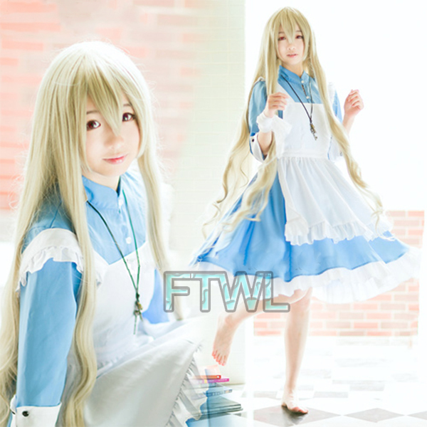 [FTWL] MekakuCity Actors Kagerou Project Kozakura Mari Marry cosplay Gothic Lolita dresses Halloween costume  #006Одежда и ак�е��уары<br><br><br>Aliexpress