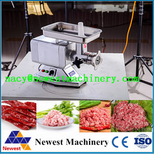 fresh meat mincing machine/machines for meat mincer/electric used meat mincer for beef(China (Mainland))