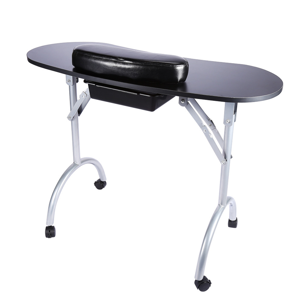 Popular manicure tables free shipping buy cheap manicure for Table salon retractable