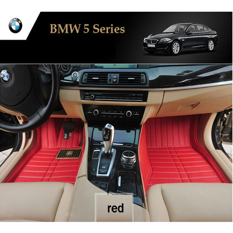 Car styling customed XPE car floor mats for TOYOTA prado Corolla Crown Vios YARIS L Mazda subaruS vw Jetta BMW x3 x4 x5 Q3 Q5 X1(China (Mainland))