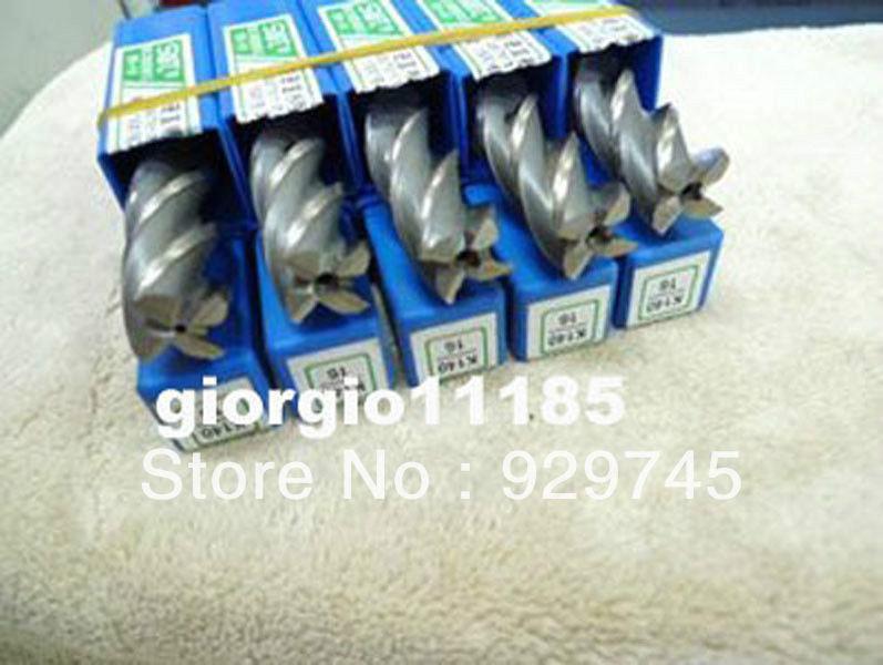 Фрезы 1 10 HSS & 0mm Three Flute HSS & Aluminium End -1pc 6pcs 2 6mm 4 flute milling cutter hss end mills engraving tools