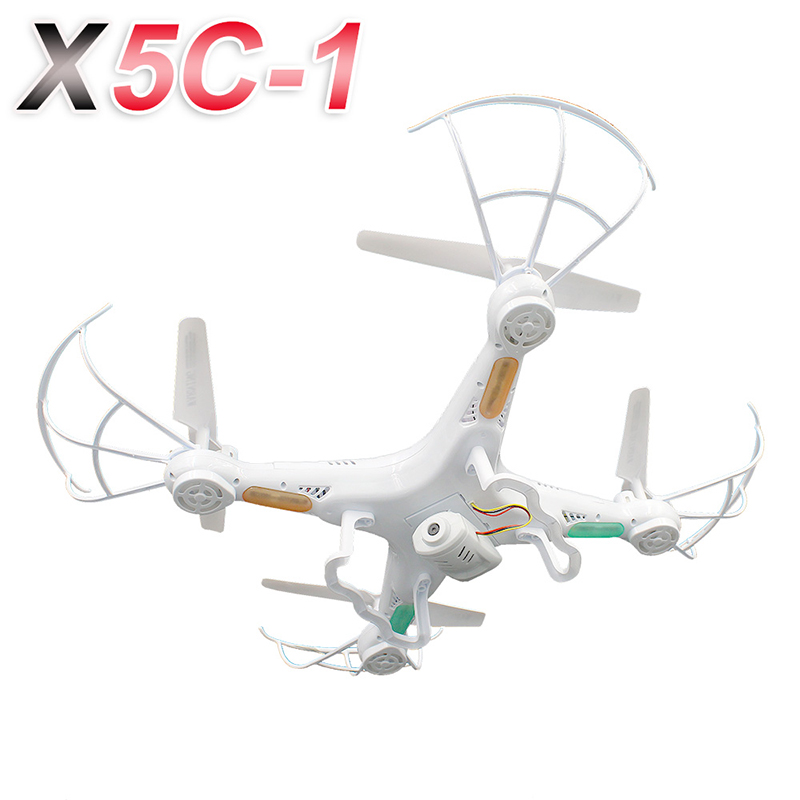 New X5C-1 2.4Ghz Aerial 6-Axis Gyro RC Quadcopter Drone UAV RTF with 2MP HD Camera 66