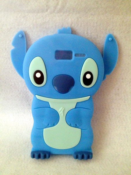 Lovely Stitch 3D Silicone Case For . Motorola RAZR i XT890  High Quality Cell Phone Case Silicone