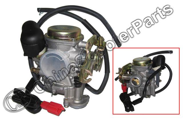 Performance 20MM CVK Carb PD20 font b GY6 b font 50CC 60CC 80CC 1P39QMB Jonway Jmstar