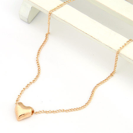 Korea star - Europe and the United States star wish / wishes short love necklace 3pcs/lot(China (Mainland))