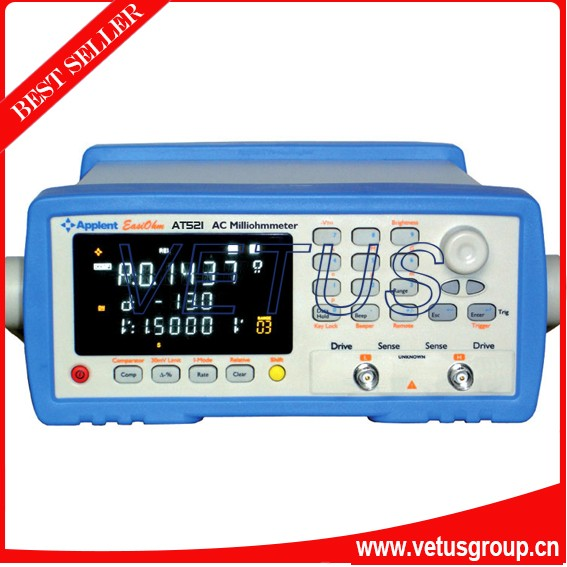 AT521 Digital Battery internal resistance tester with ups battery tester with battery tester analyzer(China (Mainland))