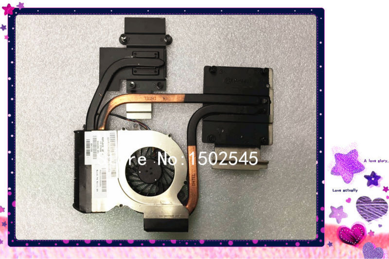 Free Shipping Genuine Brand Original Laptop Cooling Fan For HP DV6-6000 DV7-6000 Heatsink & Fan Radiator & Fan 650797-001(China (Mainland))
