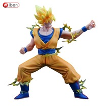 Anime Dragon Ball Z Super Saiyan Son Goku Action Toy Figure Brinquedos DragonBall Figure Collection Kids Toys