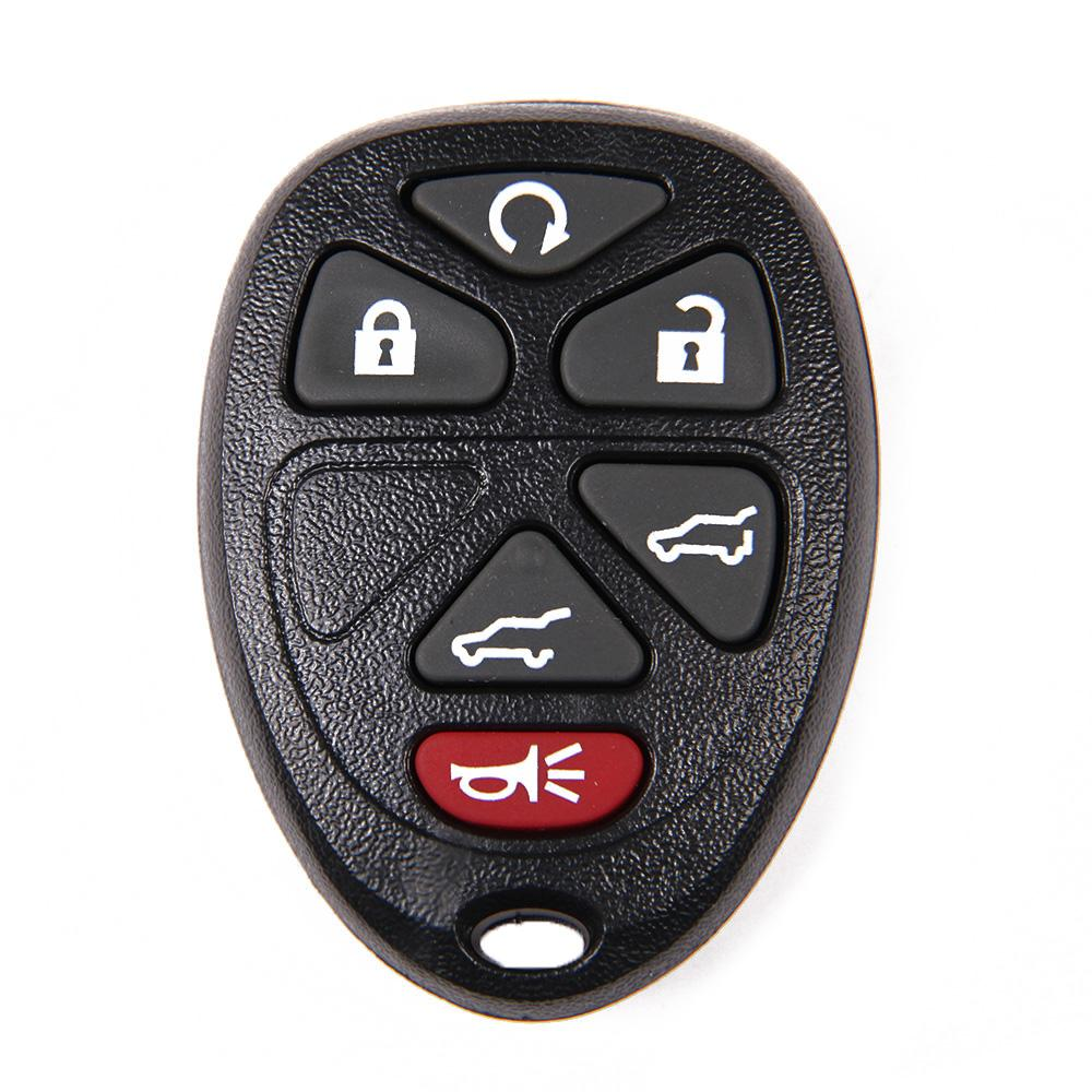 New Transmitter 6 Buttons fob Remote keyless entry Key Case shell for Chevrolet Suburban Tahoe GMC Yukon XL Cadillac Escalade(China (Mainland))
