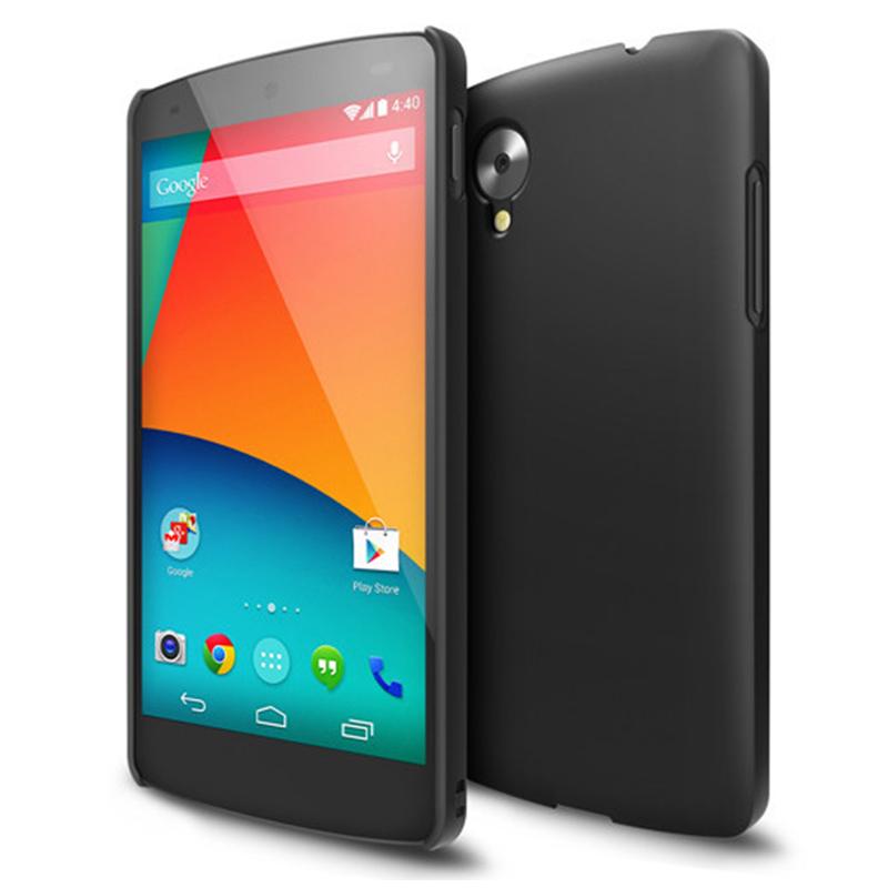 Luxury Matte Rubber Hard Case for LG G2 G3 G4 G5 Stylus G4C Best V10 K7 K10 Nexus 4 5 Mobile Phone Protective Back Cover(China (Mainland))