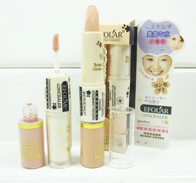 Гаджет  New 2015 Foundation Hide Blemish Dark Circle Cream Concealer Stick Liquid Lipgloss None Красота и здоровье