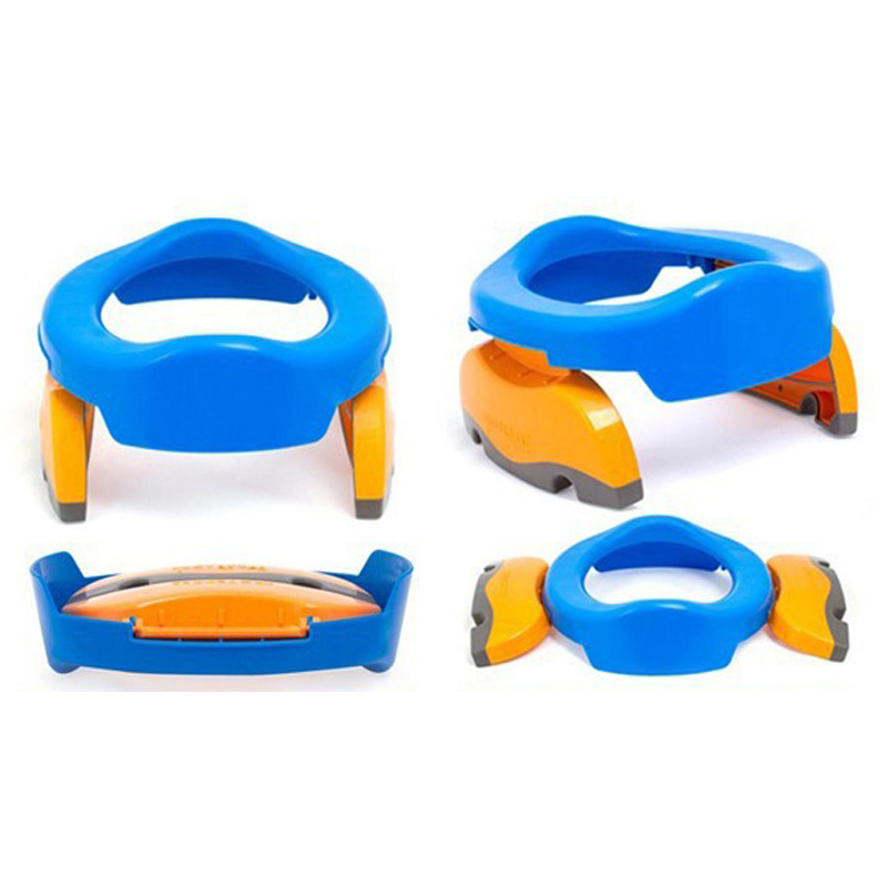 Baby Travel Potty Chair 2 In 1 Seat Kids Comfortable Portable Toilet  Assistant Multifunction Eco Friendly Stool LYJ64