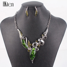 MS17326 Classic Jewelry Sets Bridal Jewelry High Quality Woman't Necklace Earring Sets Top Elegant New Arrival Christmas Gifts(China (Mainland))
