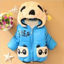 2015 Hot sell Autumn Winter coats jackets children outerwear kids jacket coat child baby boys girls winter coat baby snowsuit(China (Mainland))