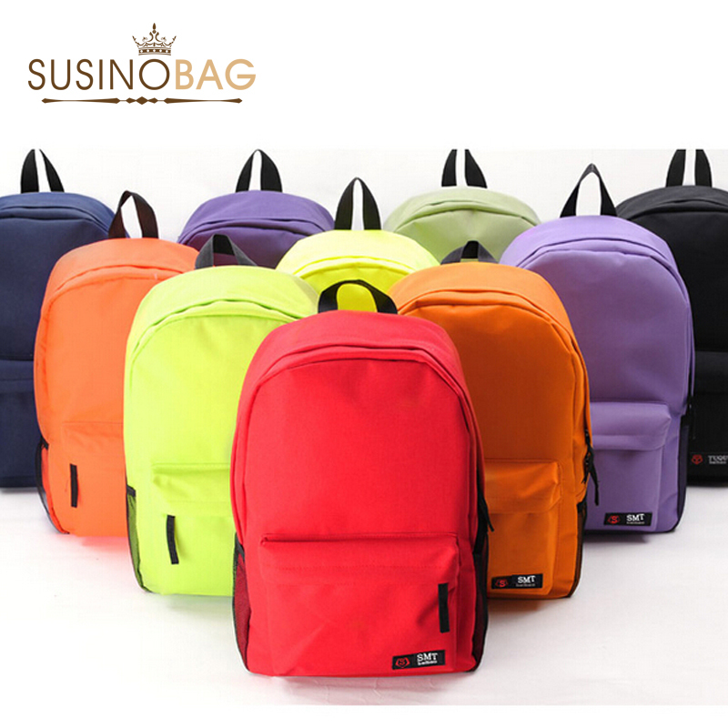 Гаджет  Canvas Backpack Multi-Colored School Bags Durable School Bags For Teenagers Women Backpack Fashion Minecraft Backpack Wholesale None Камера и Сумки