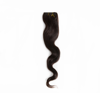 Body Wave Chinese Remy Hair Weave Human #2 Darkest Brown Hair Weaving 100g/pc 18-30inch Free Shipping