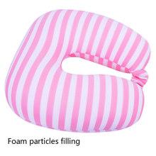 Hifuar suave almohada masajeador para cuidado de la salud Cervical memoria almohada ortopédica almohada de látex cuello almohada fibra de rebote lento(China)