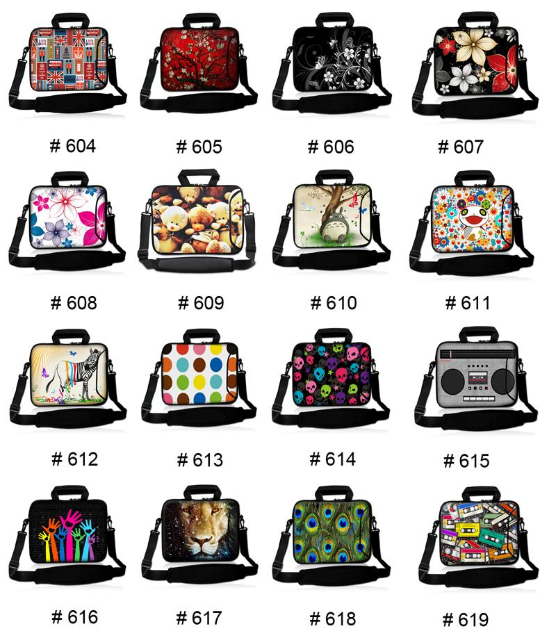 For Xiaomi Air Macbook Pro 15.6 15 17 14 12 13 10 9.7 inch Shoulder Strap Messenger Computer Accessories Laptop Sleeve Pouch Bag