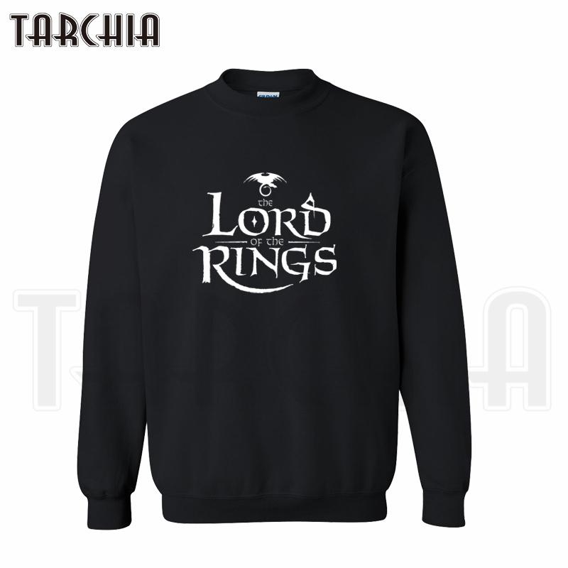 TARCHIA 2016 font b hoodies b font movie film The Lord of the Rings font b