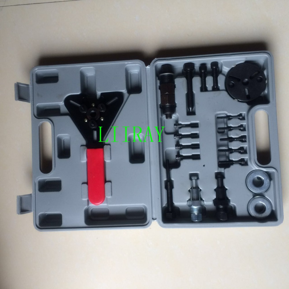 Repair air conditioner compressor tool car repair tool set compressor clutch removal tool<br><br>Aliexpress