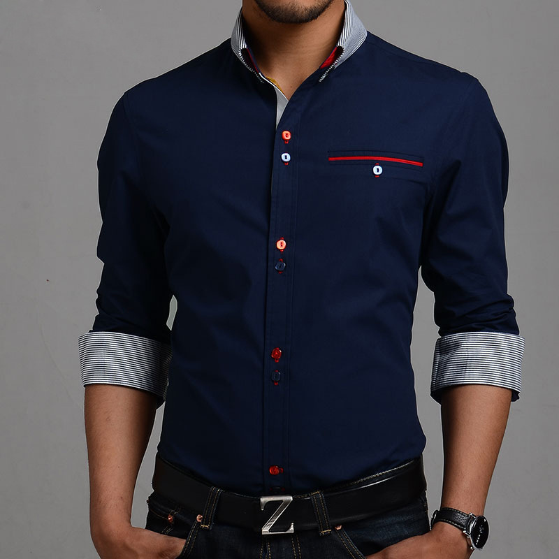 February 2015 artee shirt part 5 for Cool long sleeve button up shirts